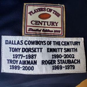 Dallas cowboys of the century by jeff Hamilton nfl